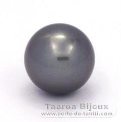 Tahitian Pearl Round A 14.2 mm