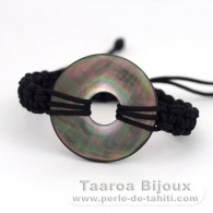 Bracelet and Tahitian Mother-of-pearl
