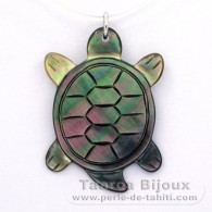 Mother-of-Pearl Turtle - Free Gift for purchases over 400 Euros